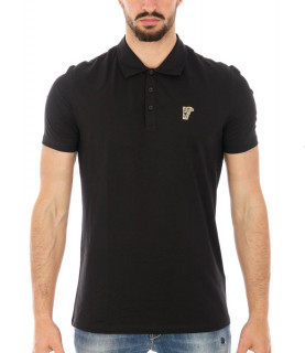 Polo Versace Collection noir - V800708 VJ00180 V9001