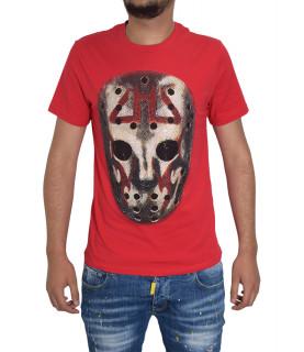 T-shirt HORSPIST rouge - MARIOTT M500