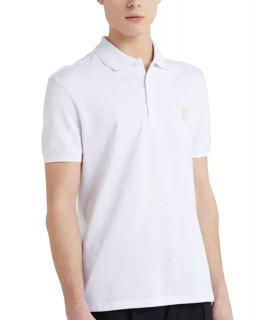 Polo Versace Collection blanc - V800708 VJ00180 V9053