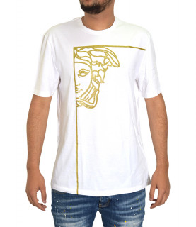T-shirt Versace Jeans Couture blanc - V800683R VJ00472 V7102