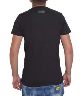 T-shirt MY BRAND noir - MMB - TS012 - MT100