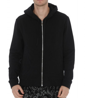Sweat zippé Versace Collection noir - V800698F