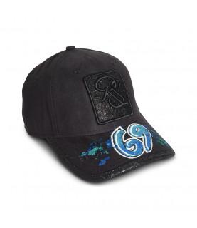 Casquette Redfills noir bleu - 69