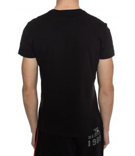 Tshirt Versace Jeans noir- B3GTB76Q 36610-899