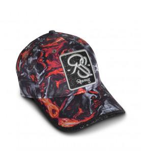Casquette Redfills rouge - FUSION LAVA