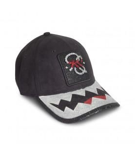Casquette Redfills noir - SHARK
