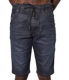 Short JoggJeans Diesel bleu - D-KROOSHORT-NE 00STMV 069RW 01