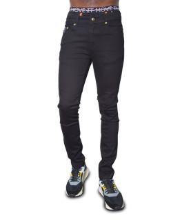 Jeans Versace Jeans Couture noir - 71GAB5K1 - 71UP506 c London skinny st r