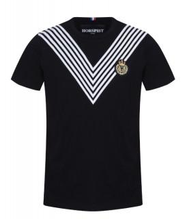 Tshirt Horspist noir - CHILI M500 BLACK