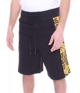 Short Versace Jeans Couture noir - A4GWA130 - WUP327co CONTR PRINT BAROQUE