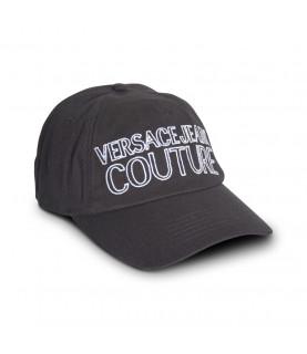 Casquette Versace Jeans Couture noir - 71GAZK11- BASEBALL CAP WITH PENCES