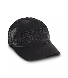 Casquette Versace Jeans Couture noir - 71GAZK12- BASEBALL CAP WITH PENCES