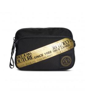 Sacoche Versace Jeans Couture noir - 71YA4B74 - RANGE WARRANTY TAPE, SKETCH