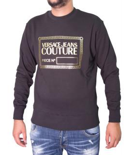 Sweat Versace Jeans Couture noir - 71GAIT15 - 71UP302 NR FOIL Noir