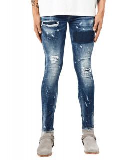 Jeans Redhouse bleu - RH SD042