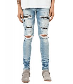 Jeans Redhouse bleu - RH TZ02