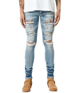 Jeans Redhouse bleu - RH WZ04