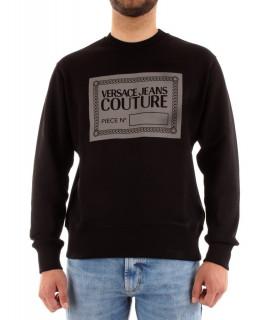 Sweat Versace Jeans Couture noir - 71GAIT07 - 71UP302 R PIECE NR REF