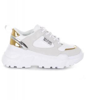 Baskets Versace Jeans Couture blanc - 71VA3SC2 - FONDO SPEEDTRACK DIS. SC2