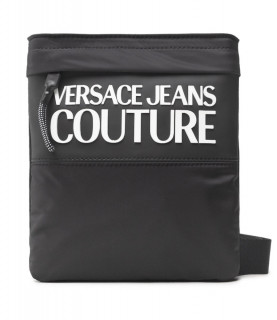 Sacoche Versace Jeans Couture noir - 71YA4B93 - RANGE LOGO TYPE SKETCH 3
