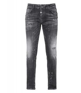 Jeans Horspist noir - ROXBY BLACK USED