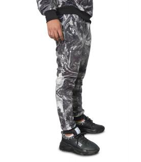 Joggings Horspist gris - GAMA M310 GREY