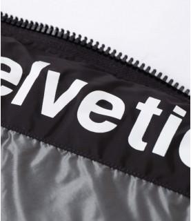 Doudoune Helvetica noir - FLEMING BLACK