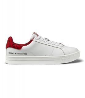 Baskets  Versace Jeans Couture blanc - 71YA3SK3 FONDO COURT 88 DIS SK3