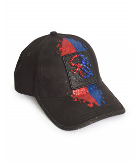 Casquette Redfills noir - LYON DELUXE