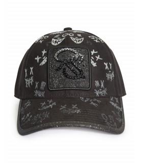 Casquette Redfills noir - PURGE BLACKSHADOW DELUXE