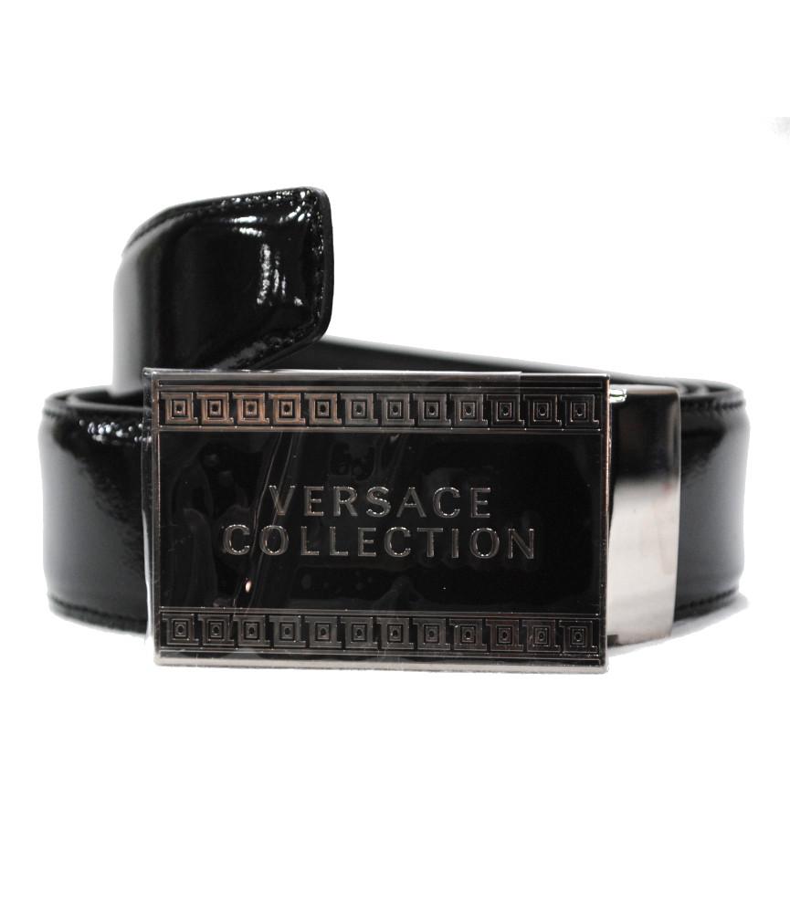Ceinture Versace Collection noir - V910242 VM00482 V000