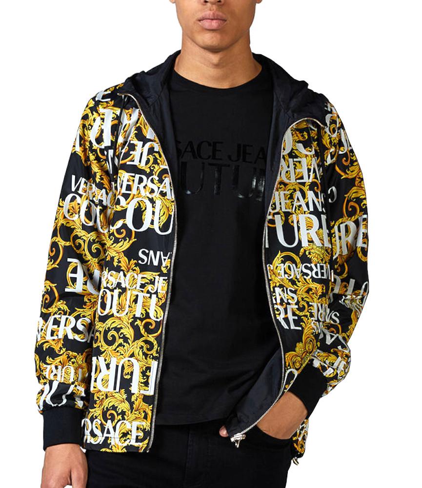 meilleure sélection d6b73 c81cc Veste Versace Jeans Couture réversible - C1GUA910