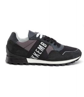 Sneakers Bikkembergs noir/gris - FENDER 2376 BKE109299