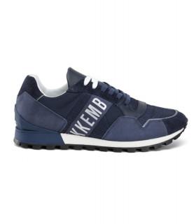 Sneakers Bikkembergs bleu - FENDER 2376 BKE109295