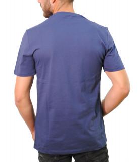 Tshirt Versace Collection bleu - V800683R VJ00612