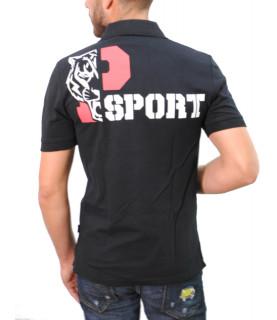 Polo Plein Sport réf : P17C MTK0535 SJY001