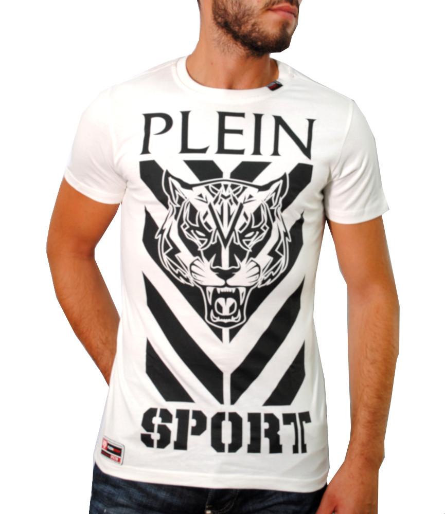 T shirt Plein Sport réf: P17C MTK0585 SJY001N