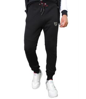 jogging Plein Sport noir - P17C MJT0155 SJO001N