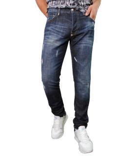 Jeans Philipp Plein bleu - SS16 HM600463