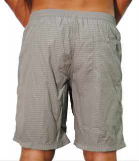 Short de bain Guess gris - FU2D32 TEL03