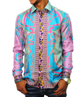 Chemise Versace Collection - V300292B VT02293 V7808