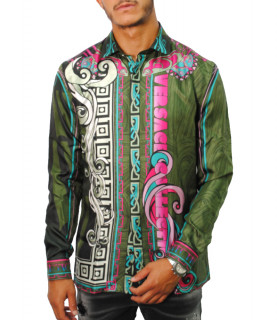 Chemise Versace Collection - V300199 VT02292 V7807