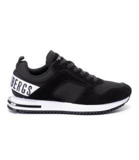 Sneakers Bikkembergs noir - B4BKM0028 HECTOR