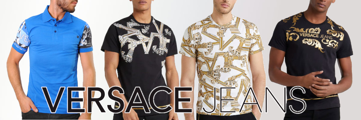 Versace Jeans Banner